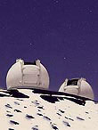 Keck I and II Twin Domes