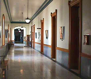 Lick Observatory Main Hall
